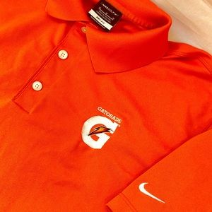 GATORADE Nike Golf Polo Tiger Woods Men's MED